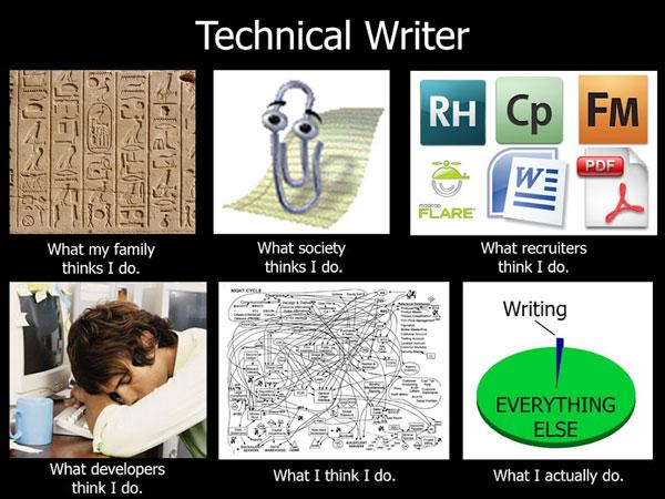должностная инструкция технического писателя