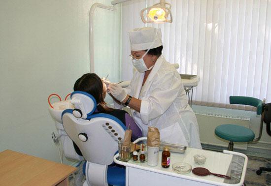 обязанности стоматолога