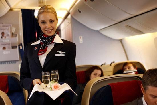 Требования при приеме на работу стюардессой