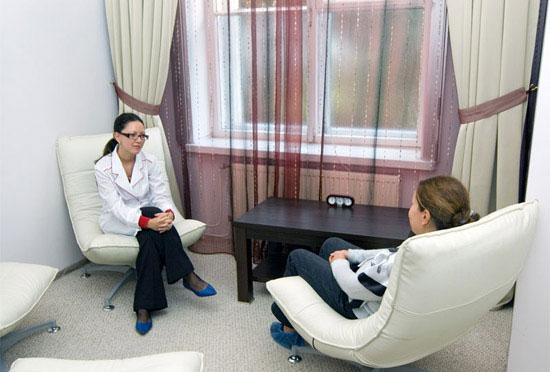 Прием терапевта поликлиники 11