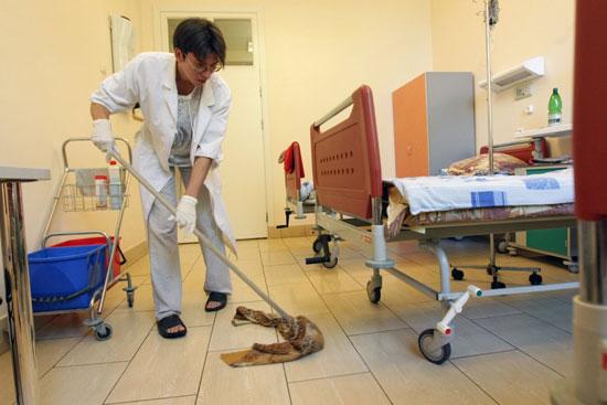 Должностная инструкция санитарки операционной