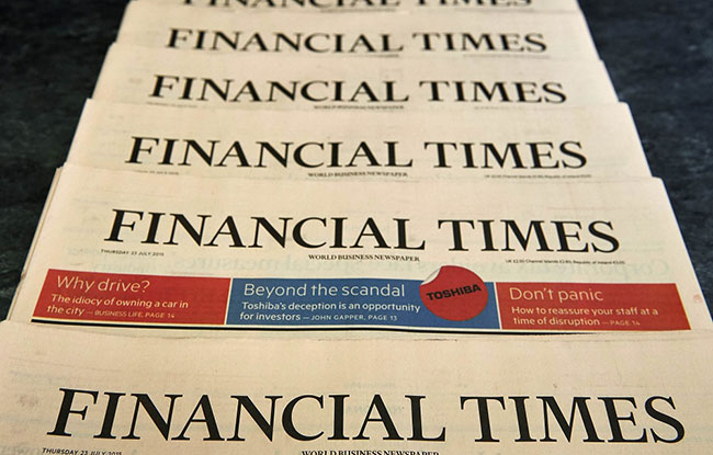 Executive MBA 2018: рейтинг EMBA от Financial Times
