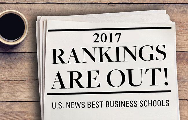 U.S. News Rankings 2017: рейтинг американских бизнес-школ
