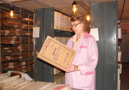 что такое архивариус